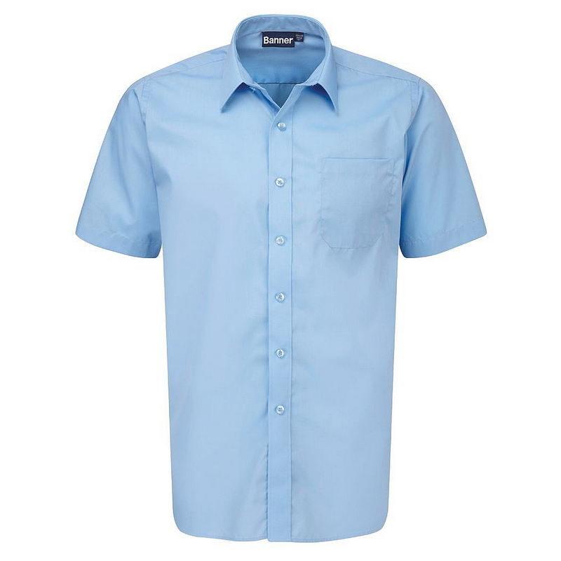 Short Sleeve Shirts 2-Pack (Blue)