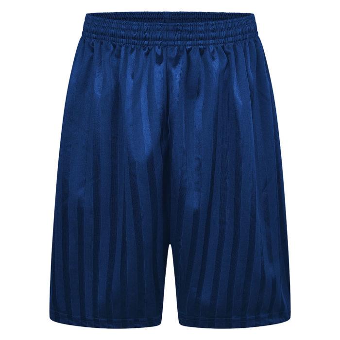 Royal Blue PE Shorts