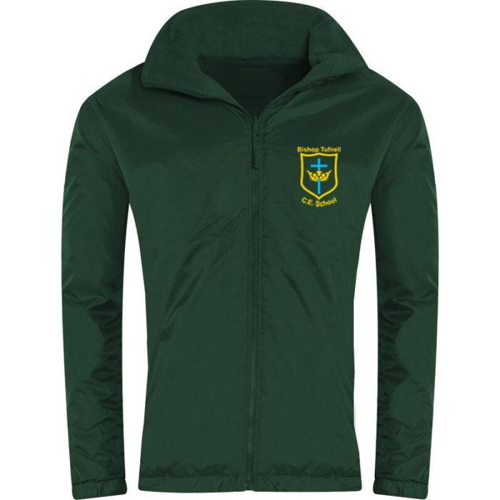 Bishop Tufnell C.E Reversible Fleece Jacket