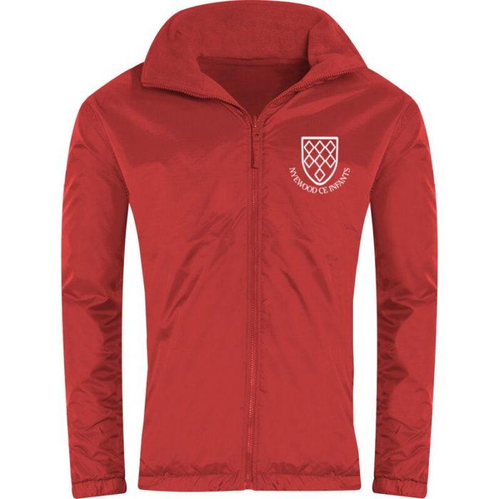 Nyewood C.E Infant Reversible Fleece Jacket