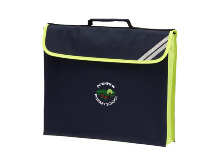 Downview Primary Book Bag