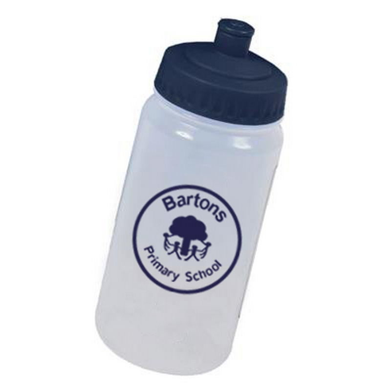 Bartons Primary Water Bottle