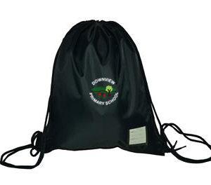 Downview Primary PE Bag