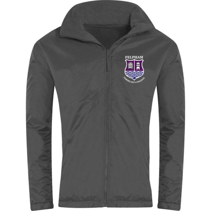 Felpham Community College PE Reversible Fleece Jacket