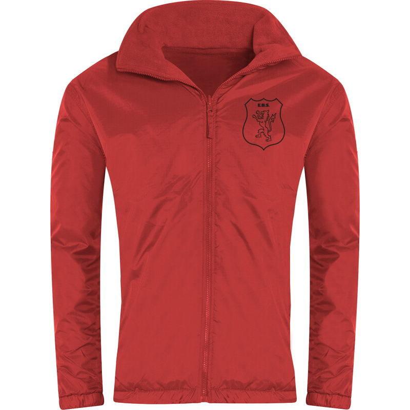 Edward Bryant Reversible Fleece Jacket