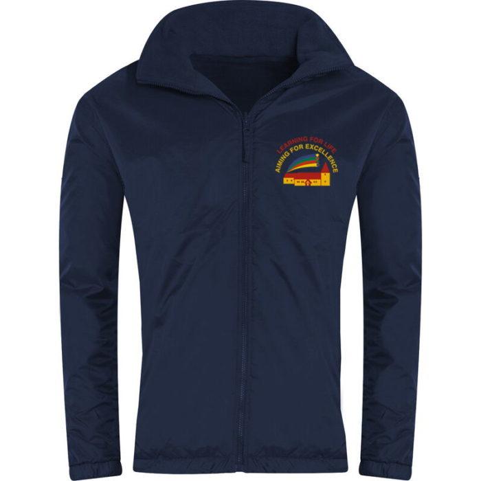 South Bersted Primary Reversible Fleece Jacket