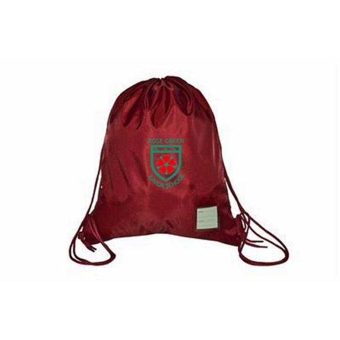 Rose Green PE Bag