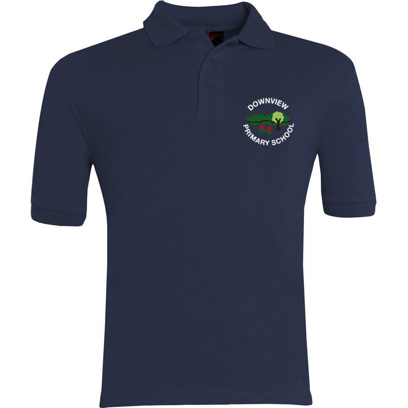 Downview Primary Polo