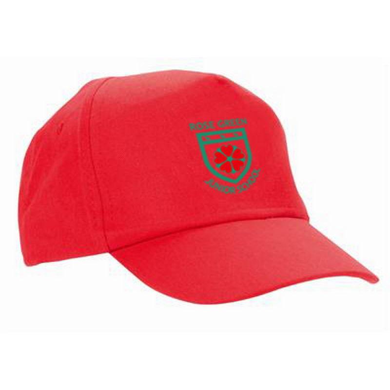 Rose Green Cap