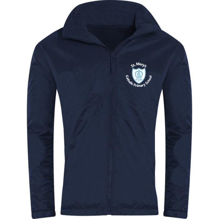 St Mary's Reversible Fleece Jacket