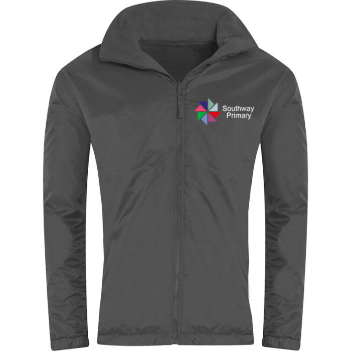 Southway Primary Reversible Fleece Jacket