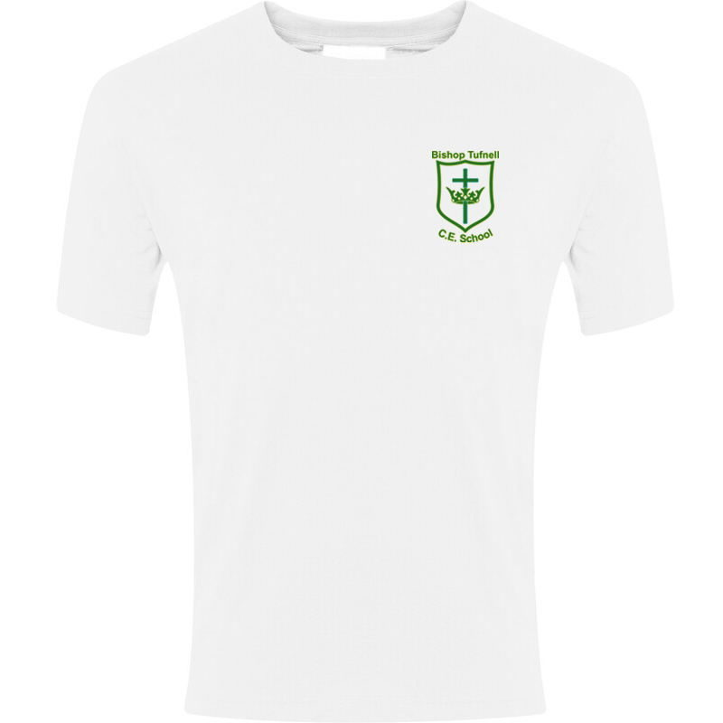Bishop Tufnell C.E Infants PE T-Shirt