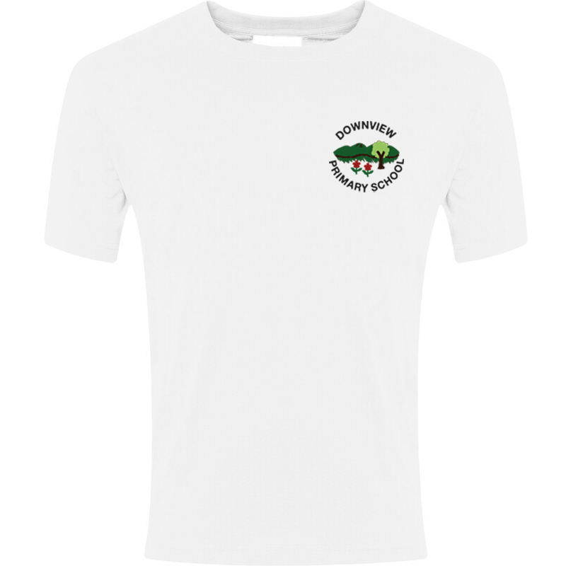 Downview Primary PE T-Shirt
