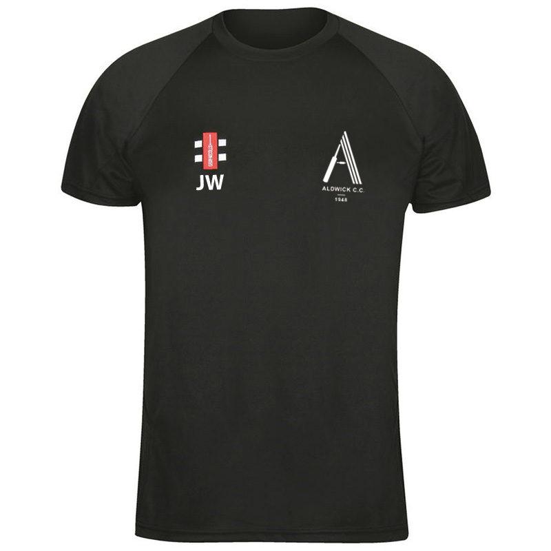 Aldwick CC Matrix Short Sleeve Training Tee SNR