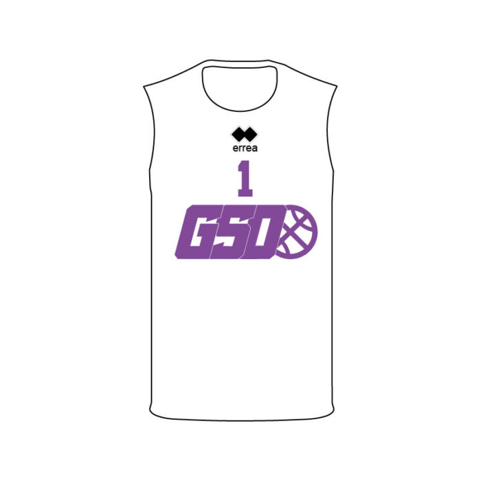 GSD Basketball Vest and Shorts Angmering Team