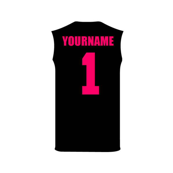 GSD Basketball Vest and Shorts Bognor Team