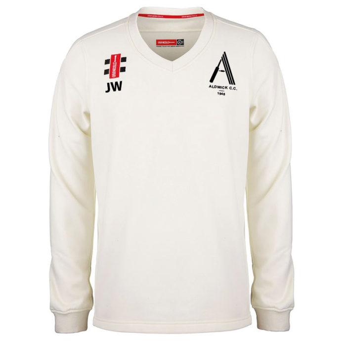 Aldwick Pro Performance Long Sleeve Match Sweater SNR