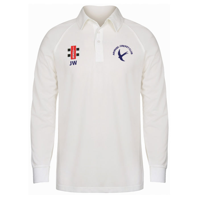 Arundel Long Sleeve Matrix Match Shirt JNR
