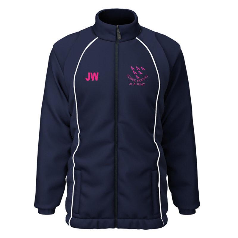 Sussex Junior Lightweight Full-Zip Jacket