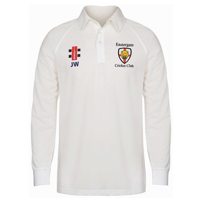 Eastergate Long Sleeve Matrix Match Shirt JNR