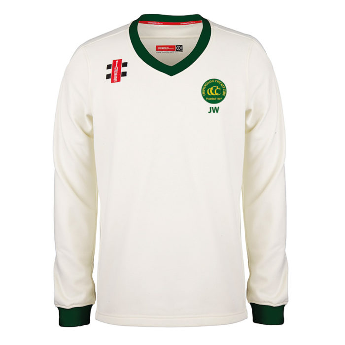 Chippingdale Pro Performance Long Sleeve Match Sweater JNR