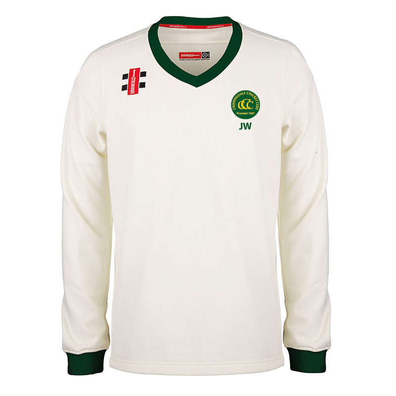 Chippingdale Pro Performance Long Sleeve Sweater SNR