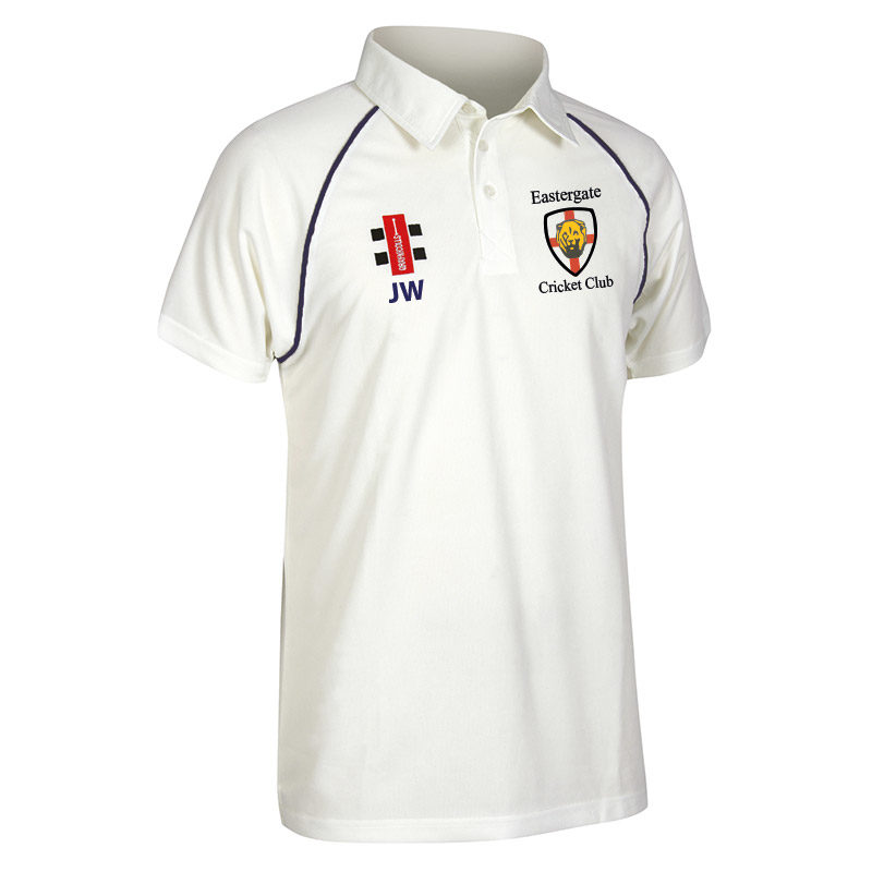Eastergate Short Sleeve Matrix Match Shirt JNR