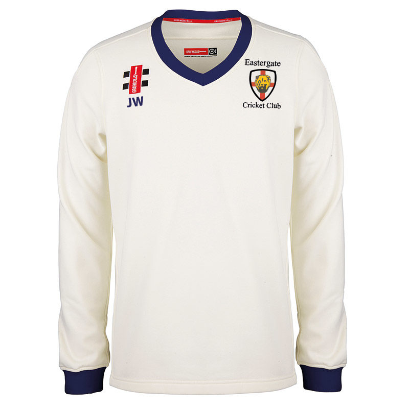 Eastergate Pro Performance Long Sleeve Match Sweater JNR