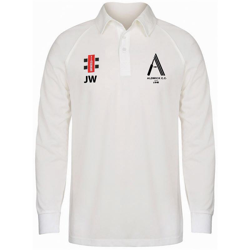 Aldwick Long Sleeve Matrix Match Shirt SNR