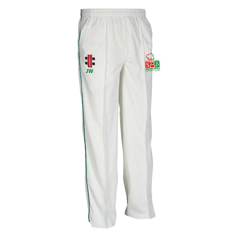 Bognor CC Matrix Match Trousers JNR