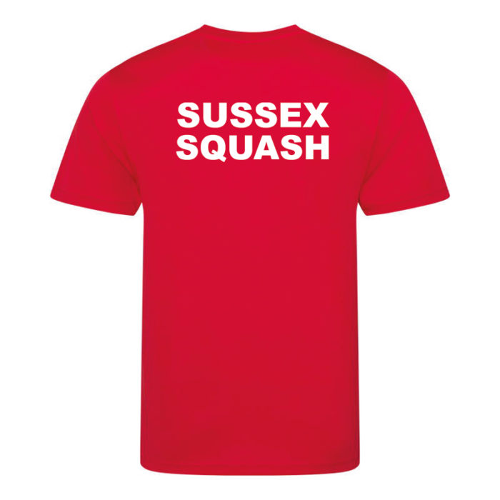 Sussex Squash Men's Tee