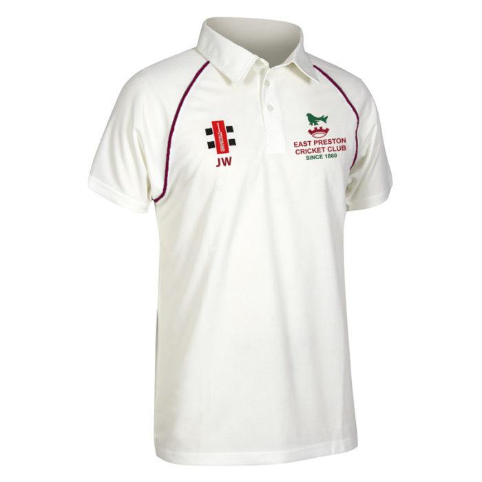 East Preston Short Sleeve Matrix Match Shirt JNR
