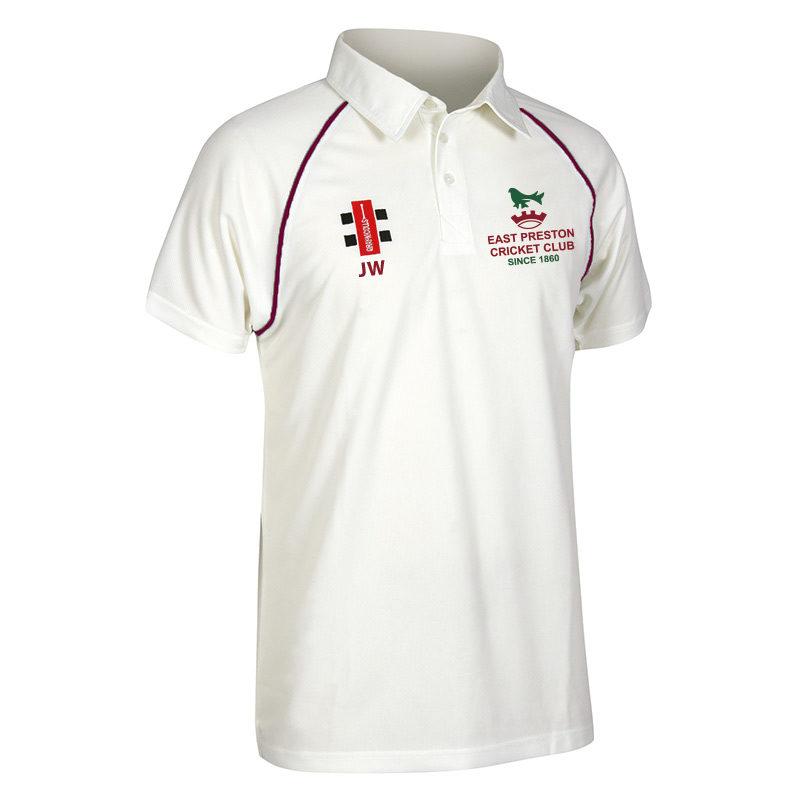 East Preston Short Sleeve Matrix Match Shirt SNR