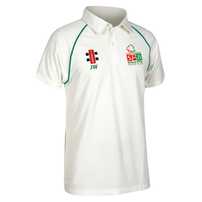 Bognor CC Matrix Short Sleeve Match Shirt SNR