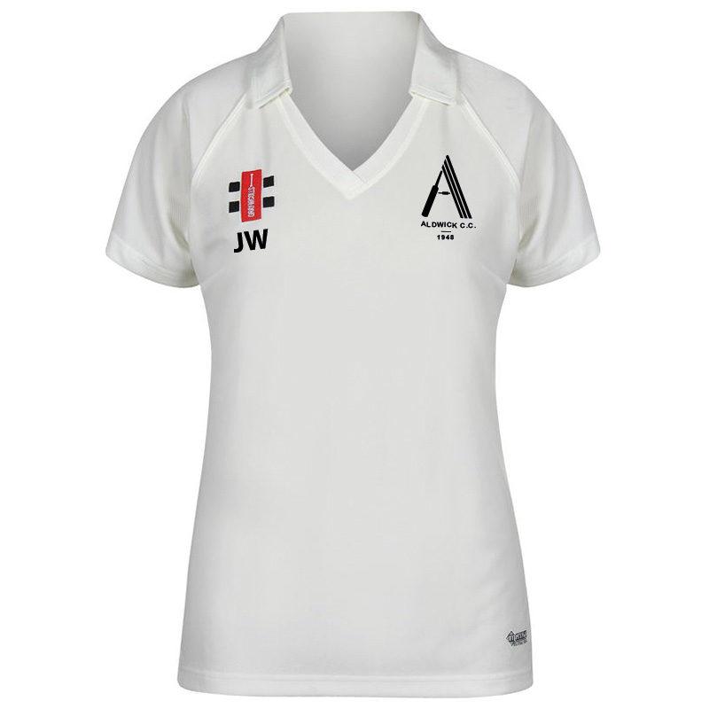 Aldwick Short Sleeve Matrix Ladies Match Shirt SNR