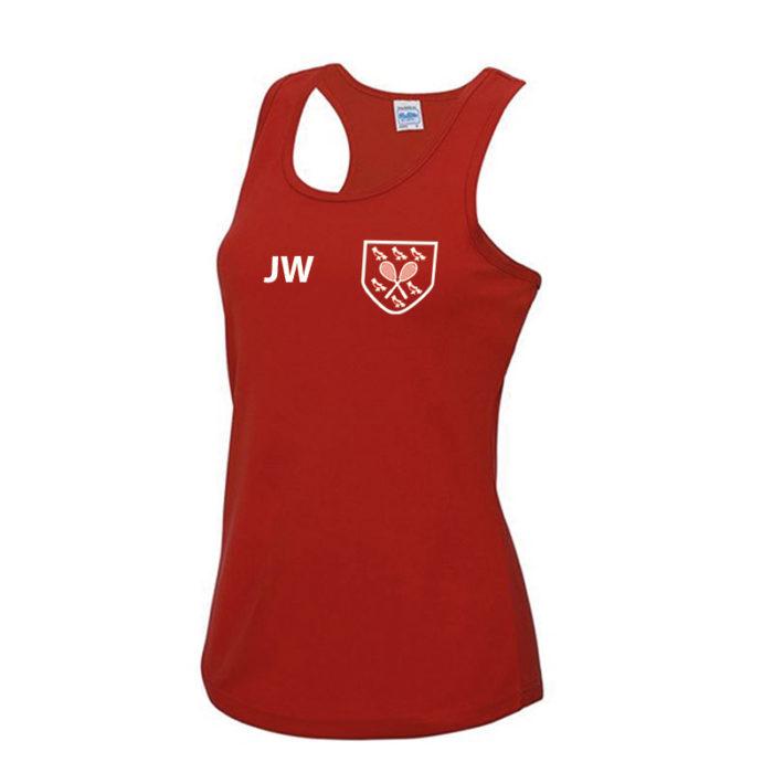 Sussex Squash Ladies Vest